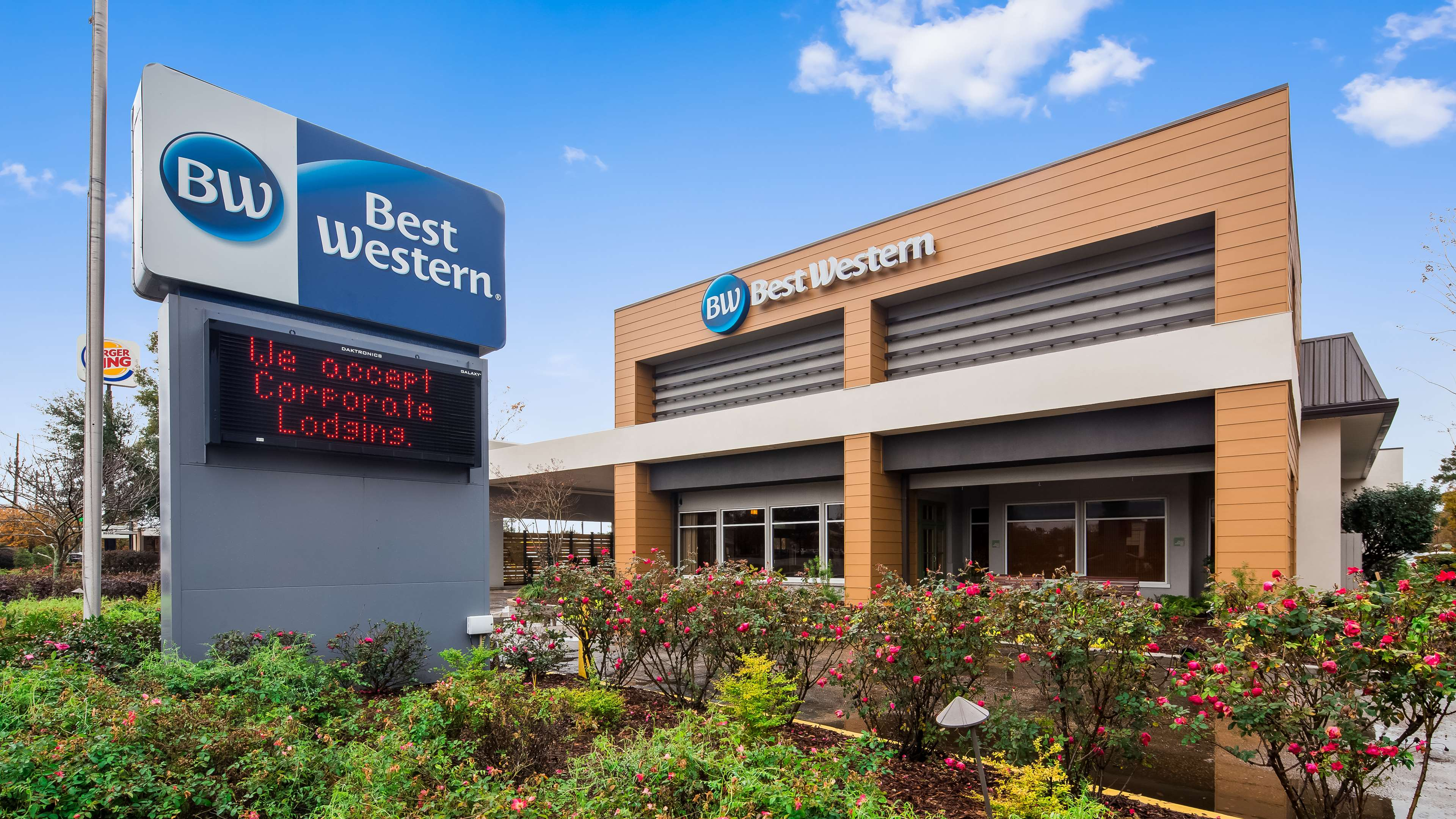 Best Western Hotels New Orleans Area