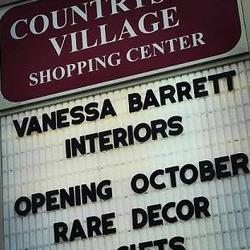 Vanessa Barrett Interiors & Fine Gifts