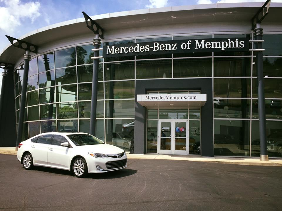 Mercedes benz of memphis memphis tennessee for Memphis mercedes benz