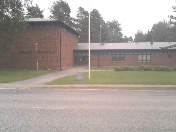 Multian kunnankirjasto