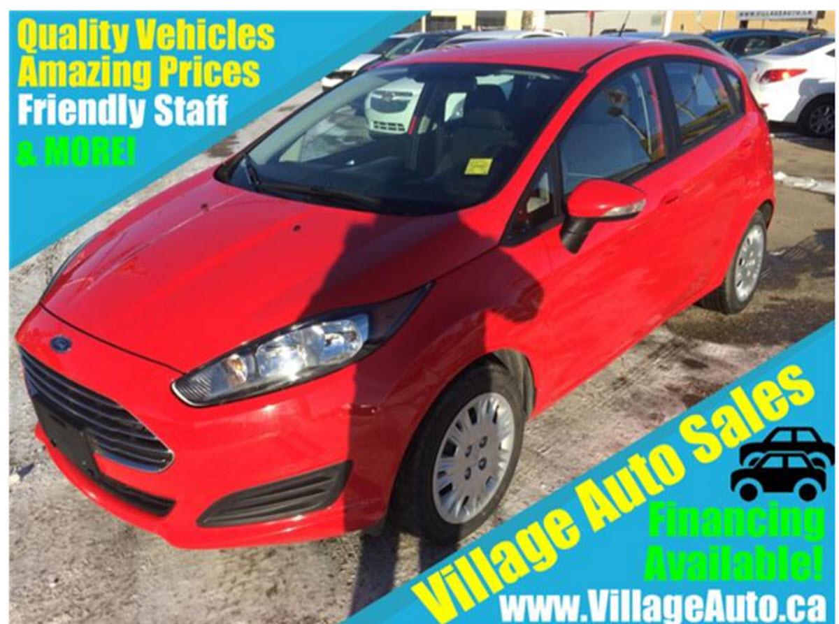 Village Auto Sales Ltd