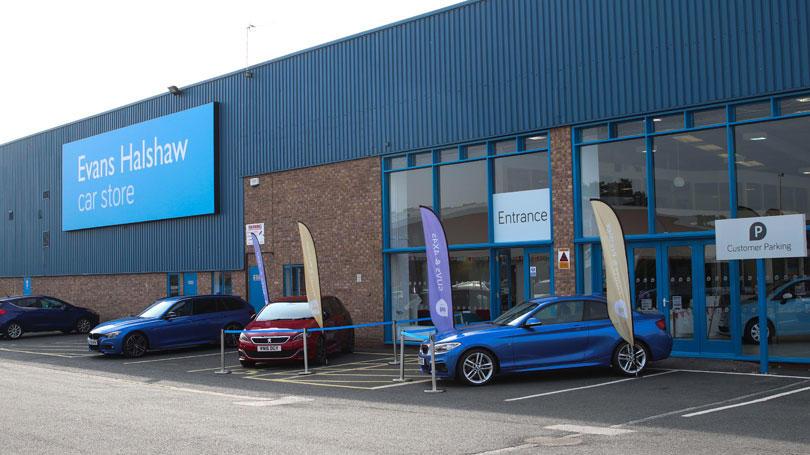 Evans Halshaw Used Car Centre York