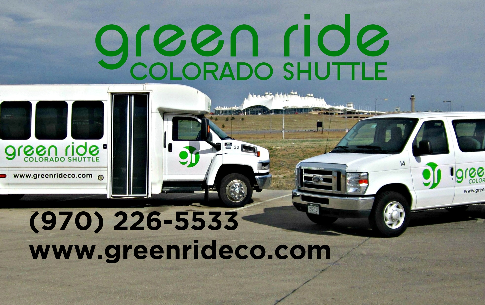 Car Service From Denver Airport To Fort Collins
