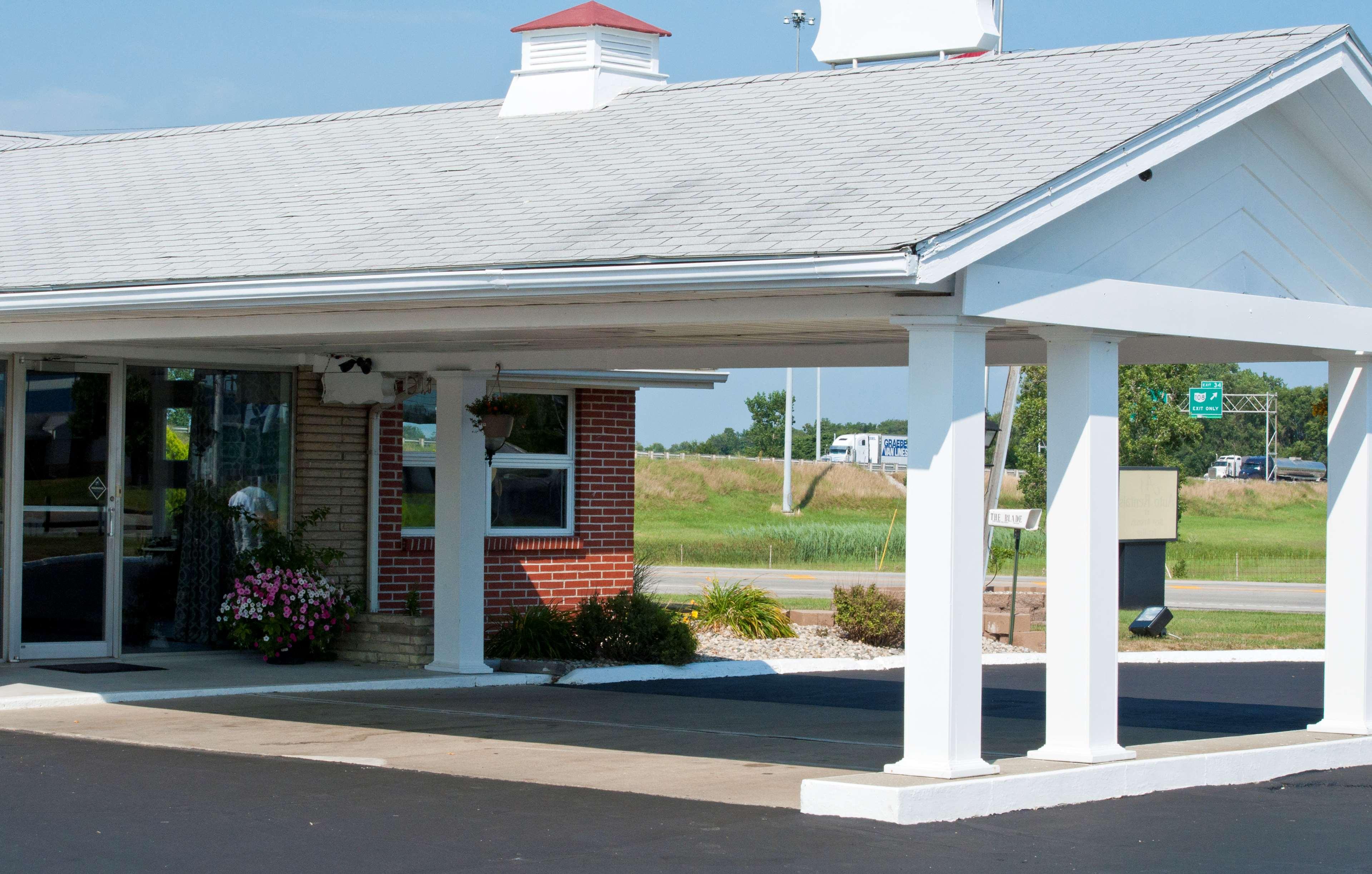 Hotels Near Wauseon Ohio