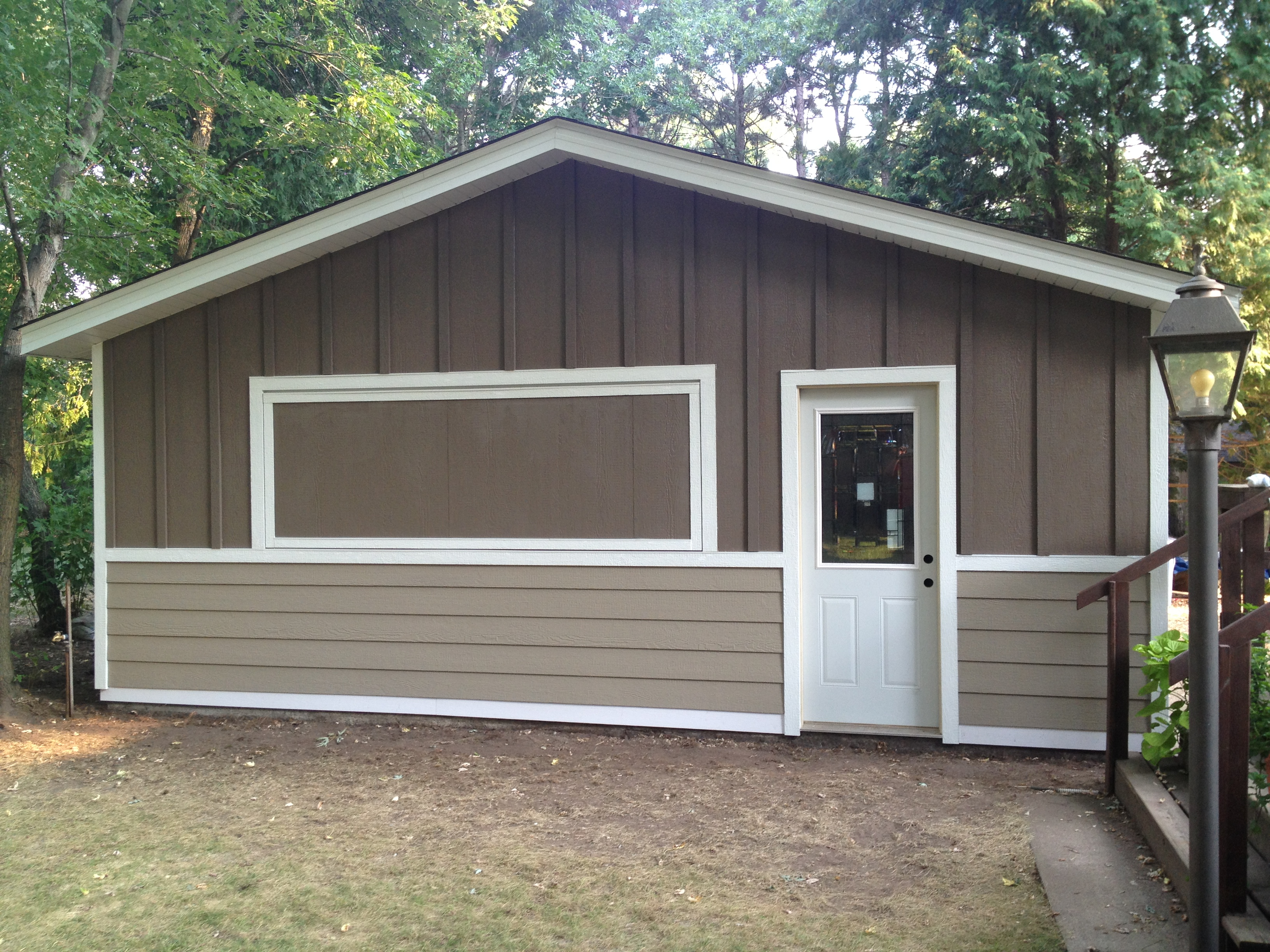 Tacheny exteriors in saint paul mn 55117 for Lp smart siding reviews