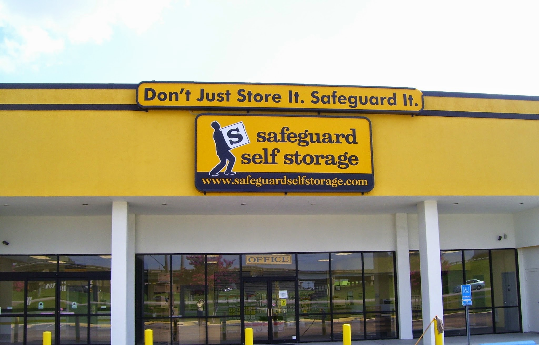 Safeguard Self Storage In Baton Rouge La 70809