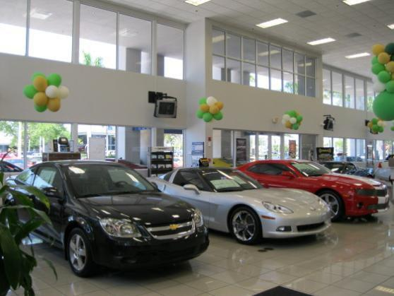 Autonation chevrolet fort lauderdale in fort lauderdale for Autonation mercedes benz pembroke pines