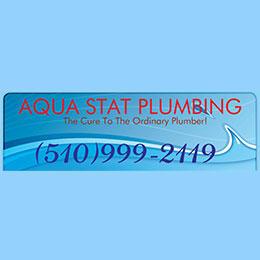 Aqua Stat Plumbing - Hayward, CA - Plumbers & Sewer Repair