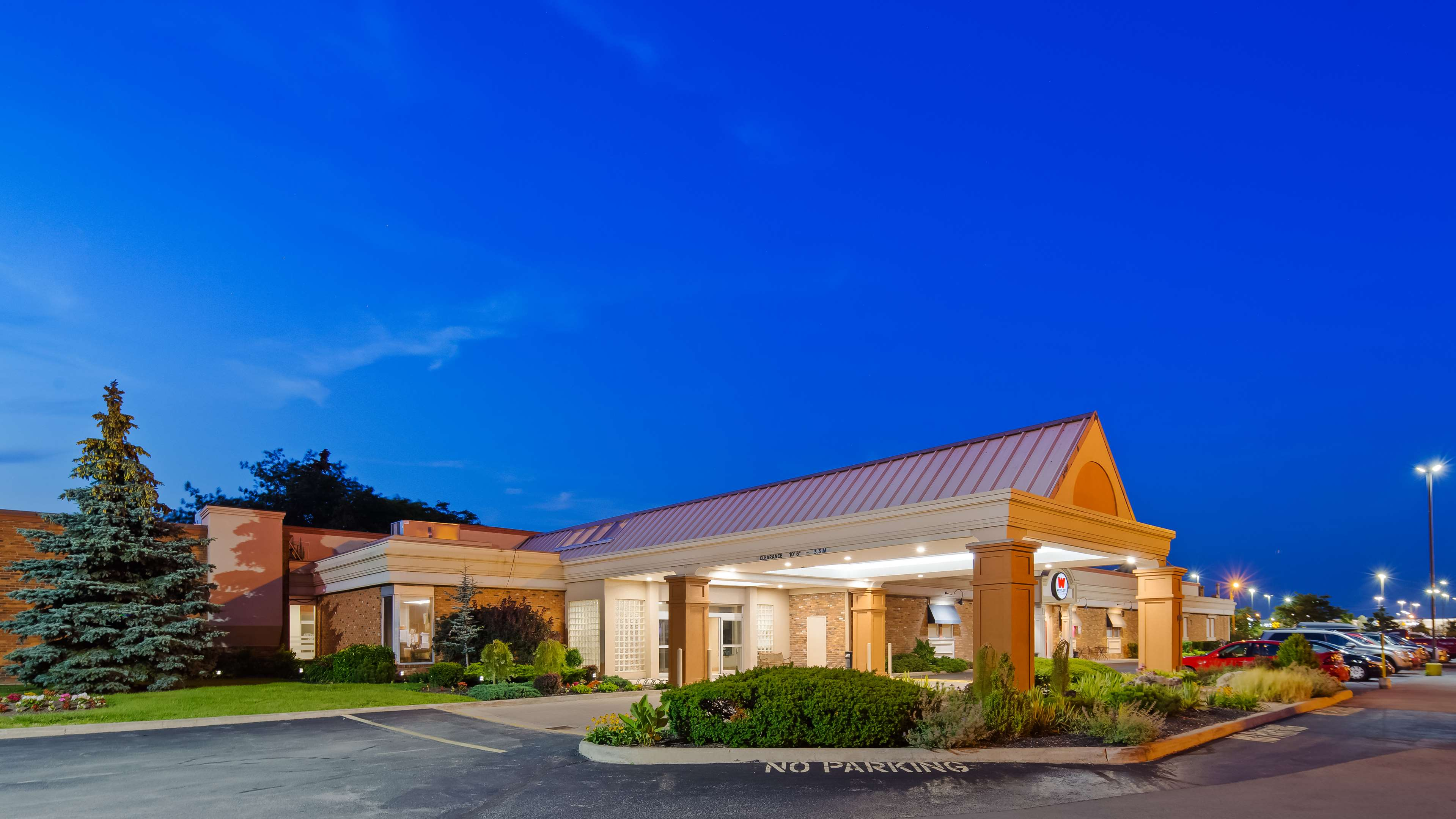 Best Western St Catharines Hotel And Conference Centre