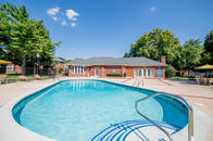 Pool at Barrington Estates Apartments in Indianapolis, IN
