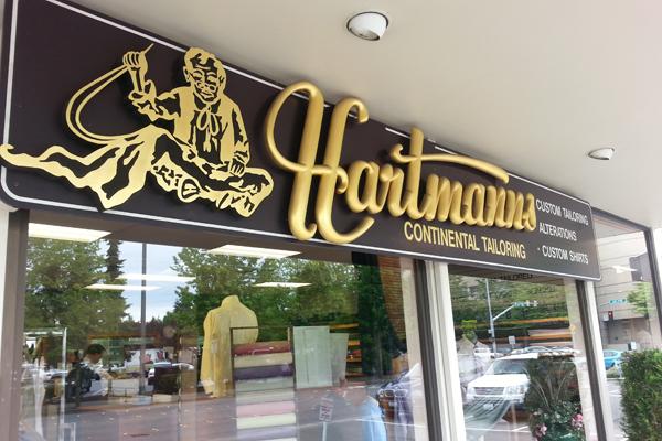 Hartmanns Tailoring - Bellevue, WA - Apparel Stores