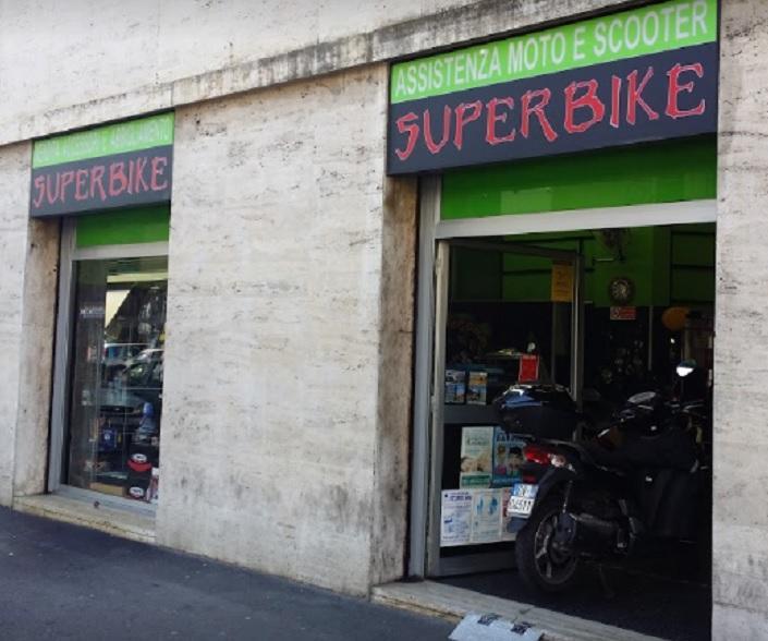 Superbike - Officina
