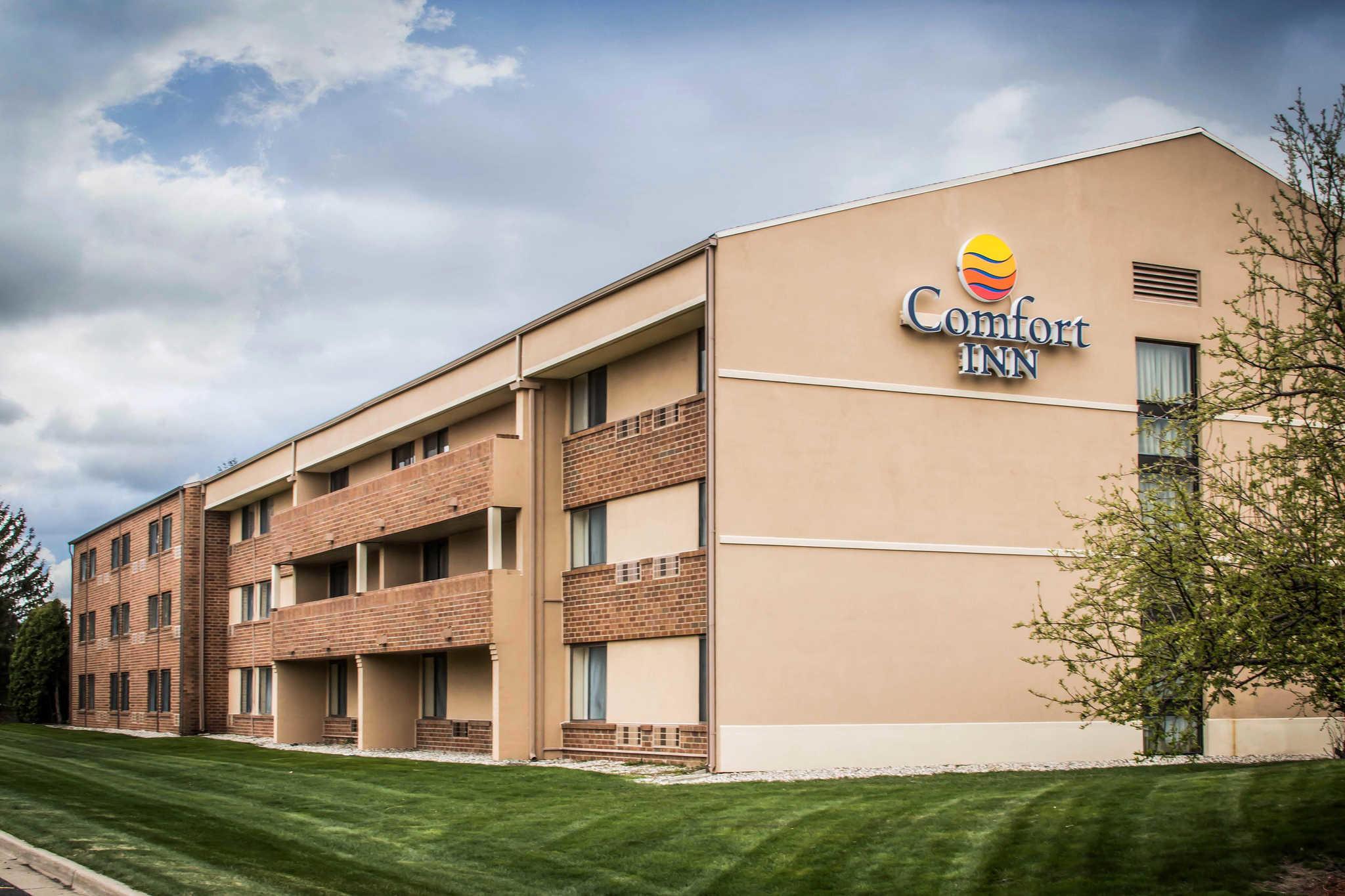 Comfort Inn Lansing Michigan Mi