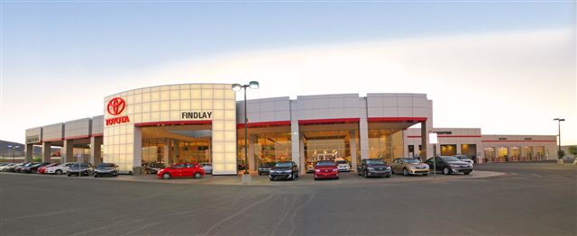 Findlay Toyota At 7733 Eastgate Rd Henderson Nv On Fave