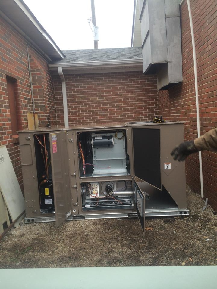 One Source Heating And Cooling Birmingham Alabama Al