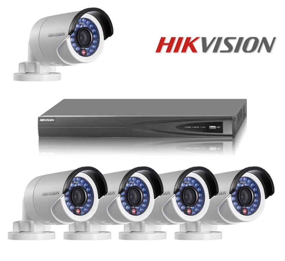 Hikvision IP CCTV System Hikvision IP CCTV System features automatic IP address allocation, auto det Best Security Okanagan Kelowna (250)826-8395