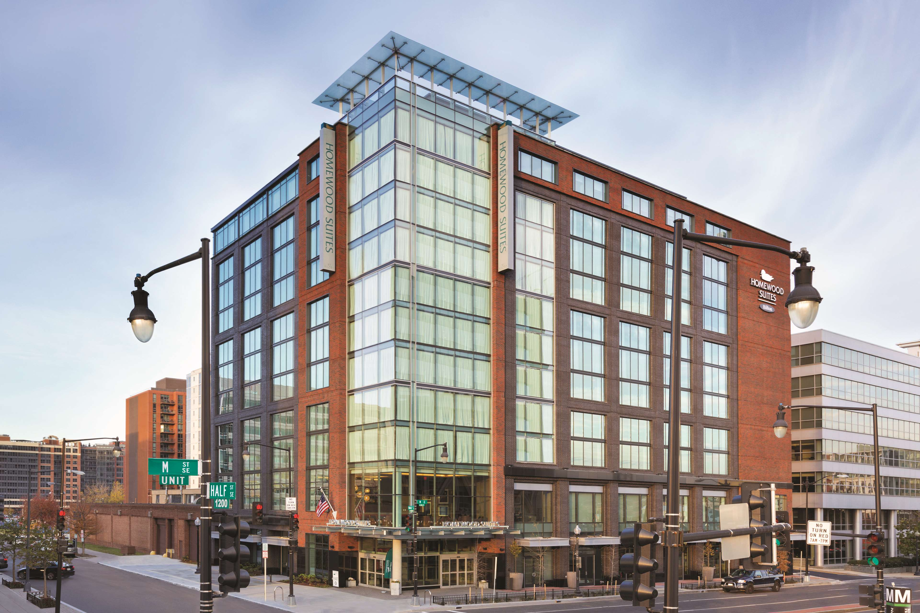 Homewood Suites by Hilton Washington DC Capitol-Navy Yard