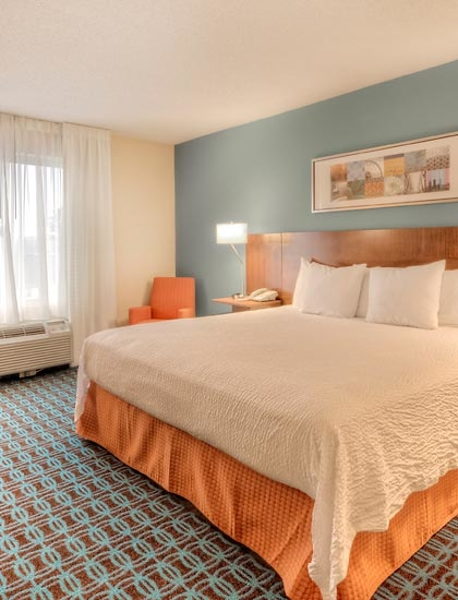 Fairfield Inn & Suites by Marriott Raleigh Crabtree Valley image 1