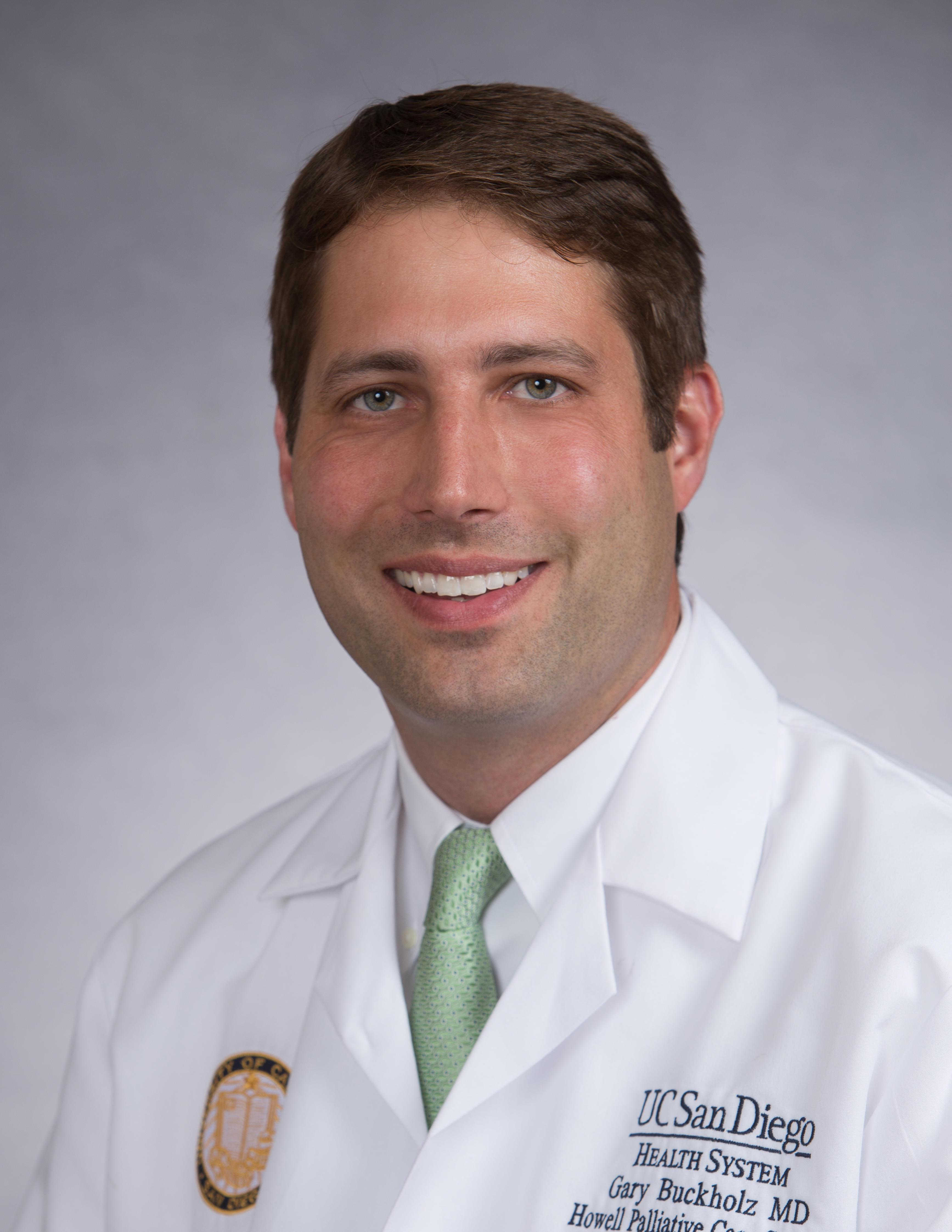 Gary Buckholz, MD Hospice