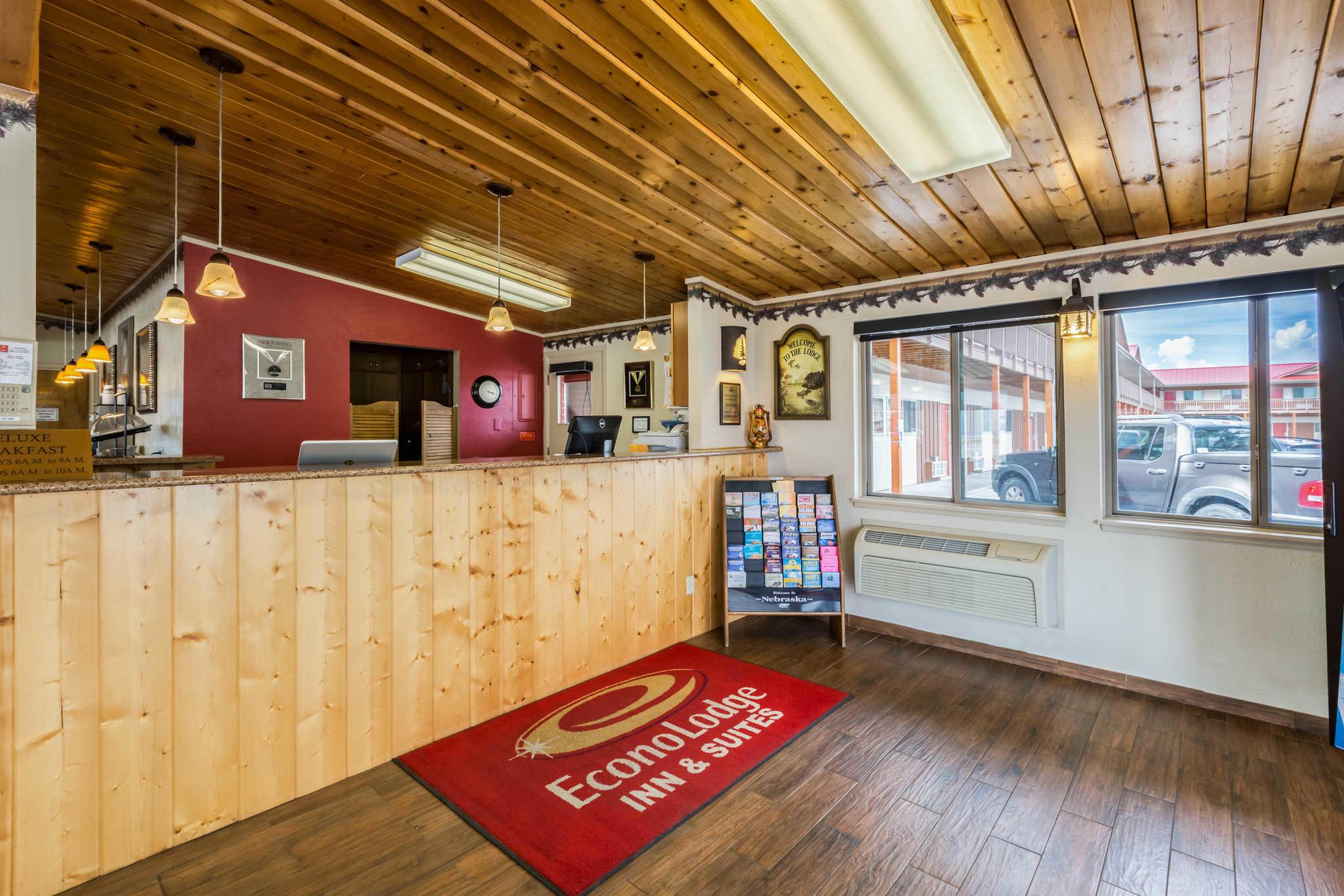 Econo Lodge Inn  U0026 Suites  Valentine Nebraska  Ne
