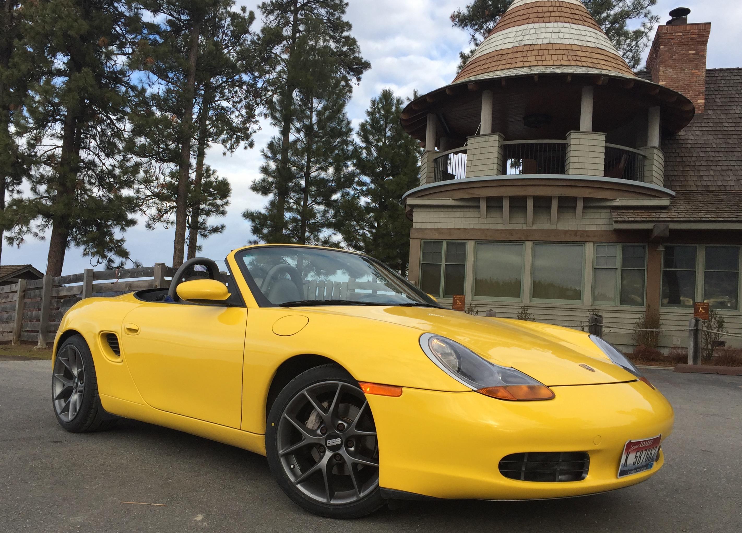 Car Painting Spokane Valley