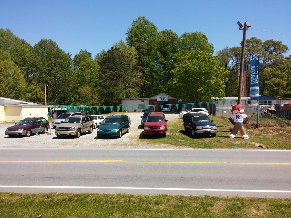 Car Sales In Lexington Nc