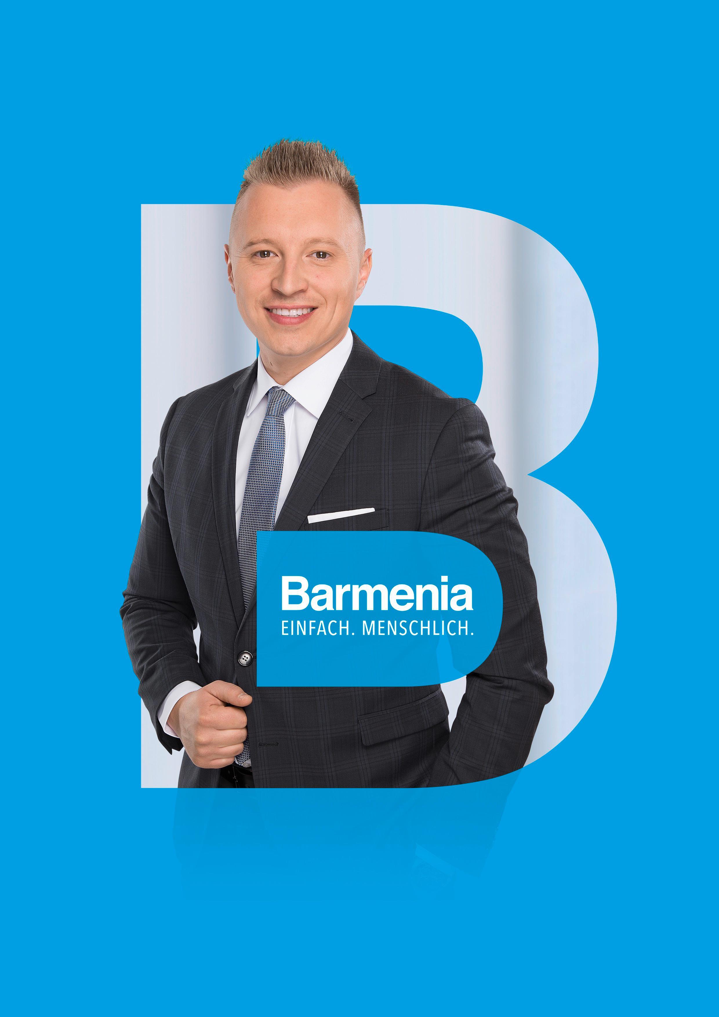 Barmenia Versicherung - Waldemar Gerstenlauer