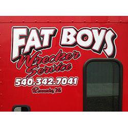 Fat Boys Wrecker Service