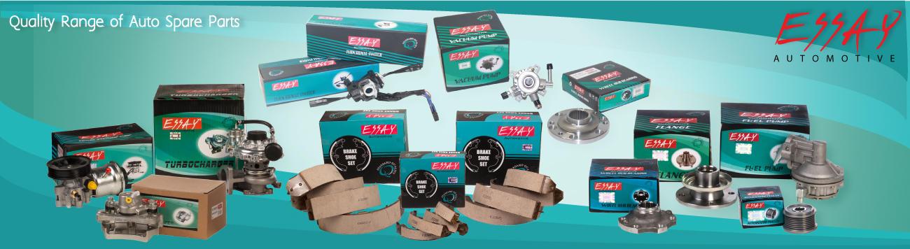 Essay Auto Spare Parts LLC