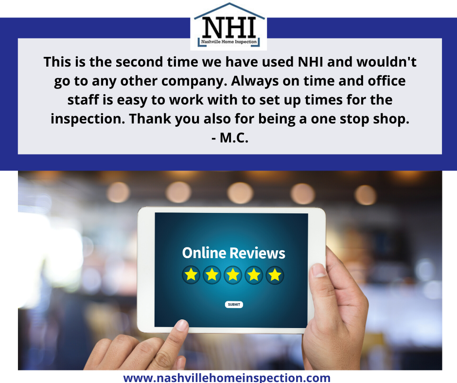 Nashville Home Inspection