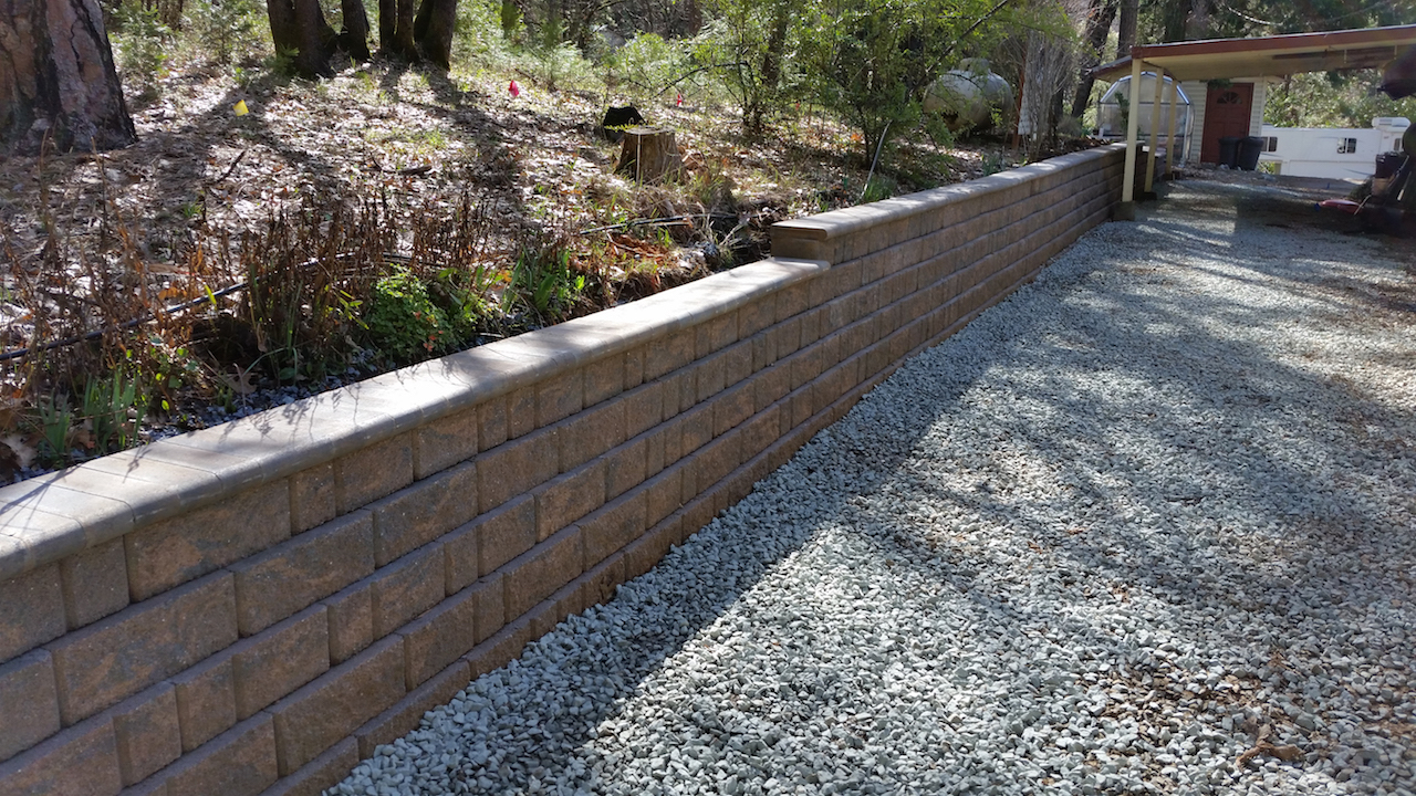 Abrams Built Retaining Walls Pavers And Turf Coupons
