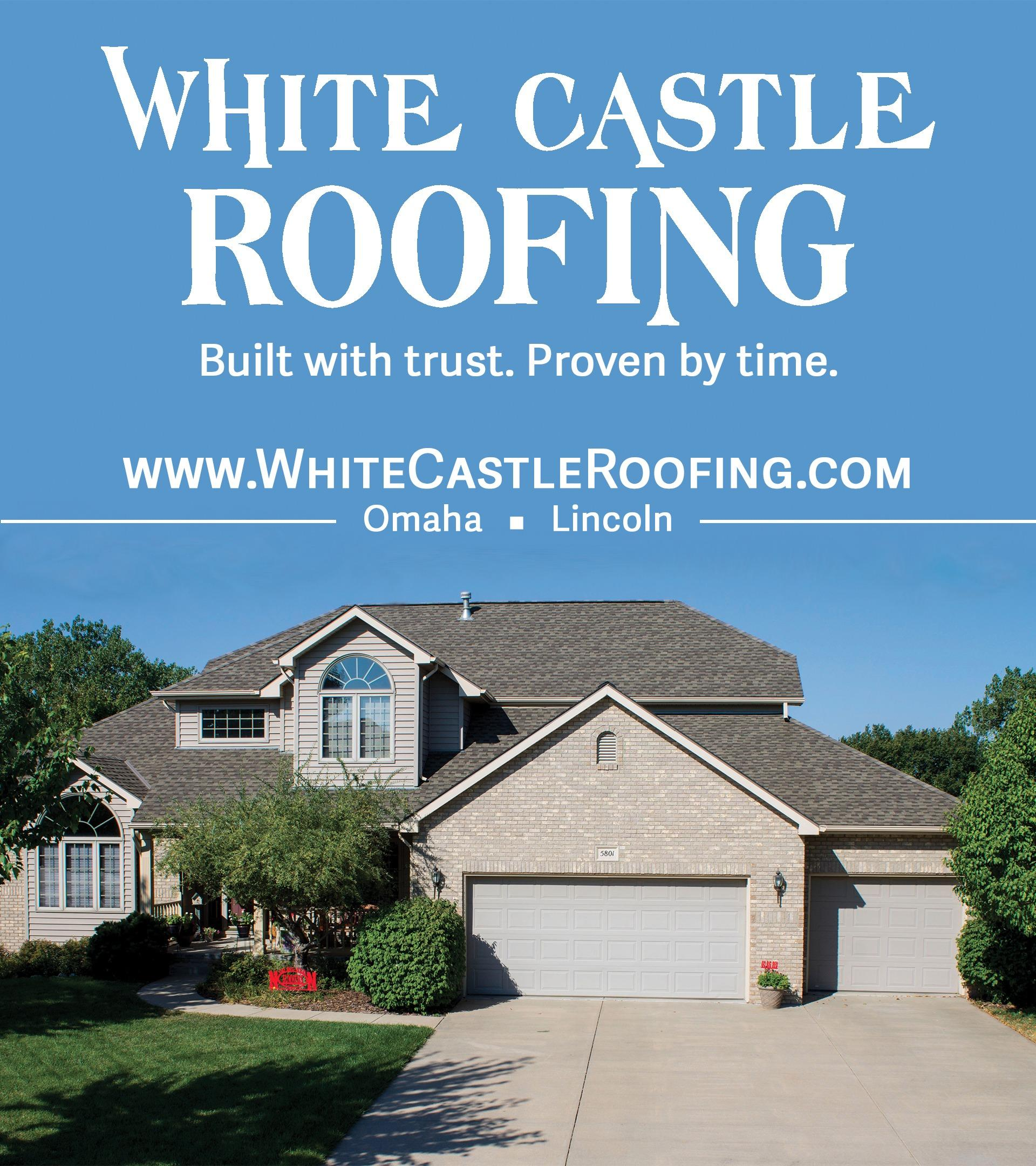 White Castle Roofing In Lincoln Ne 68502