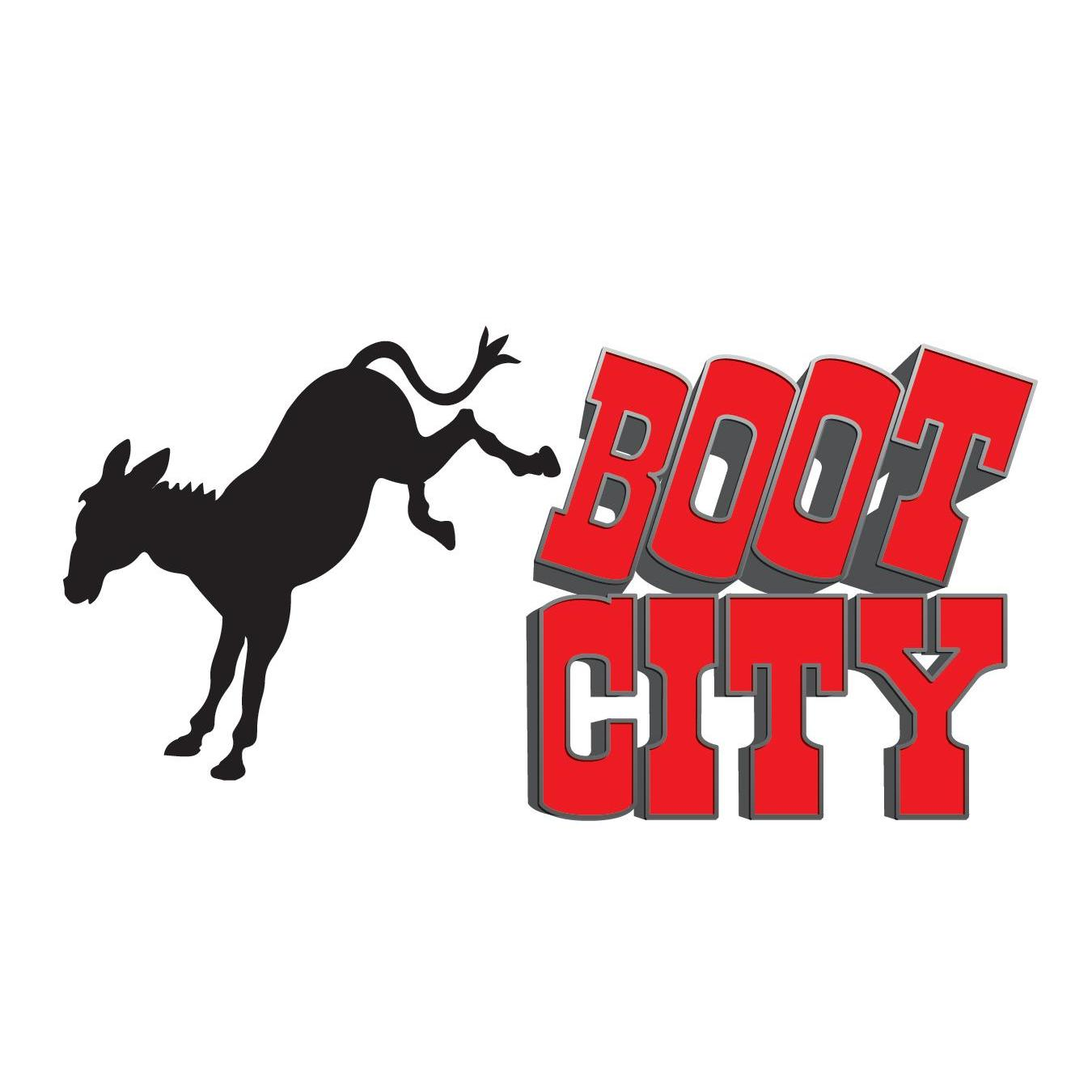 Boot City Coupon & Deals currently has coupon_count active coupons. Today's top coupons: Get 50% Off Sitewide At Boot City Coupon & Deals. Use Boot City Coupon & Deals coupons to save on Boot City Coupon & Deals purchase in Sports. If you're looking for Boot City Coupon & Deals coupons, you're in the right place.