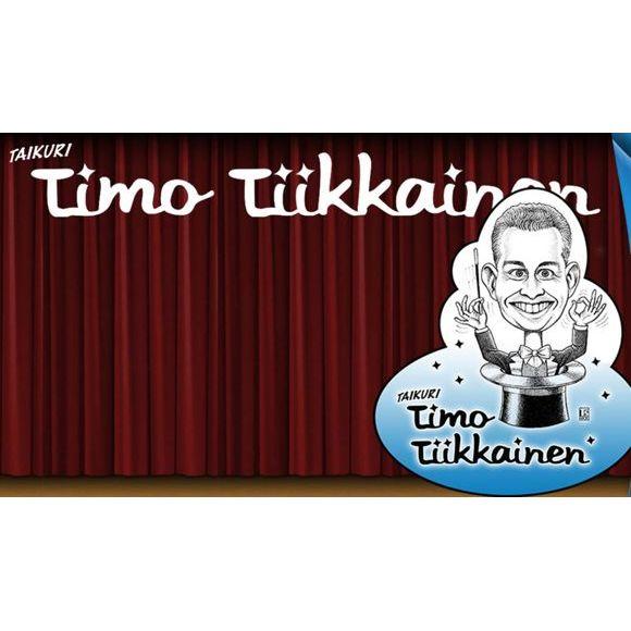Taikuri Timo Tiikkainen