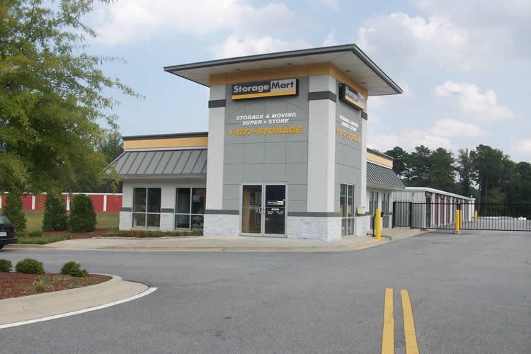 StorageMart - Lawrenceville, GA -