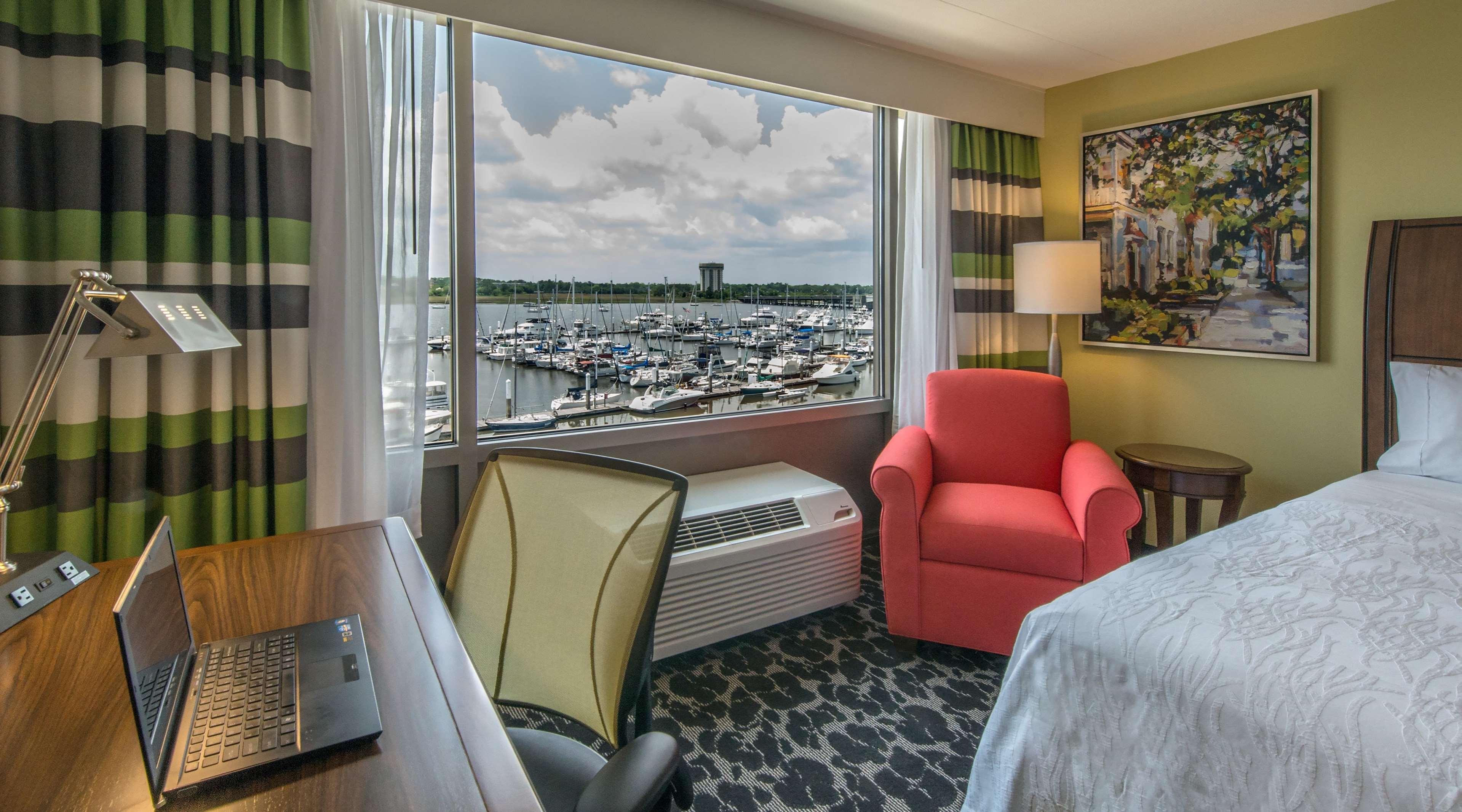 Hilton Garden Inn Charleston Waterfront Downtown Charleston South Carolina Sc