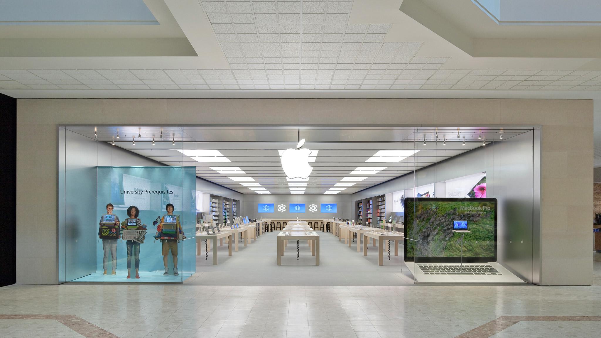 Apple Bayshore Shopping Centre - Ottawa, ON K2B 8C1 - (613)288-7950   ShowMeLocal.com