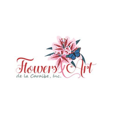 Flowers and Art de la Caraibe