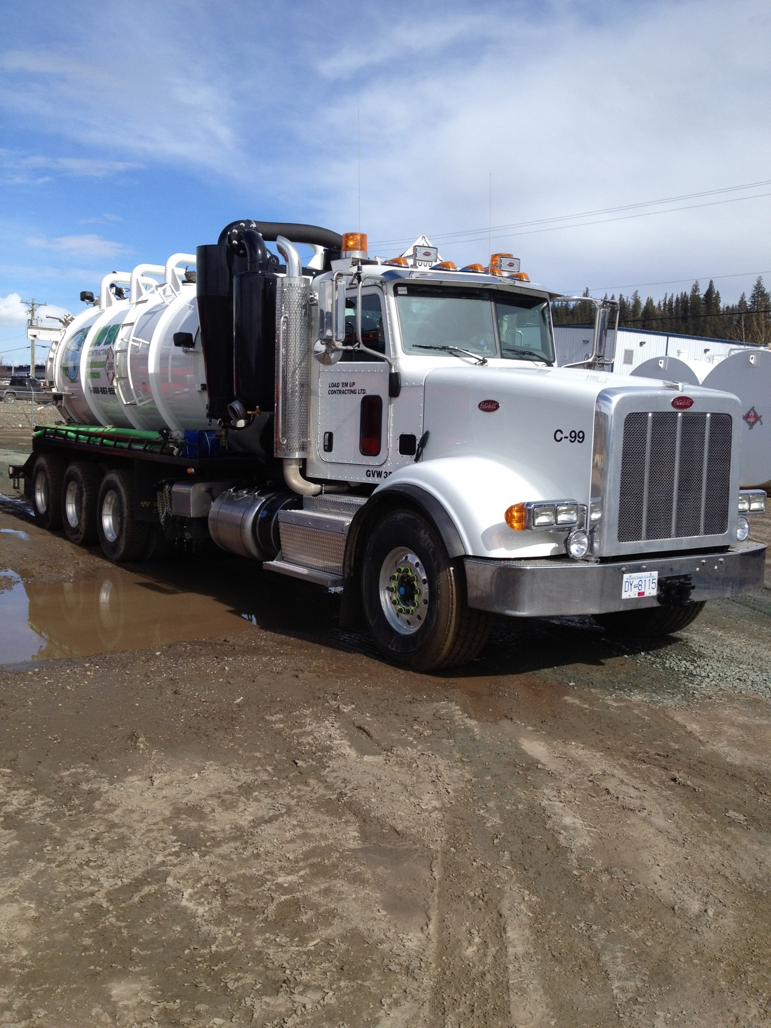 Load'Em Up Contracting Ltd in Prince George