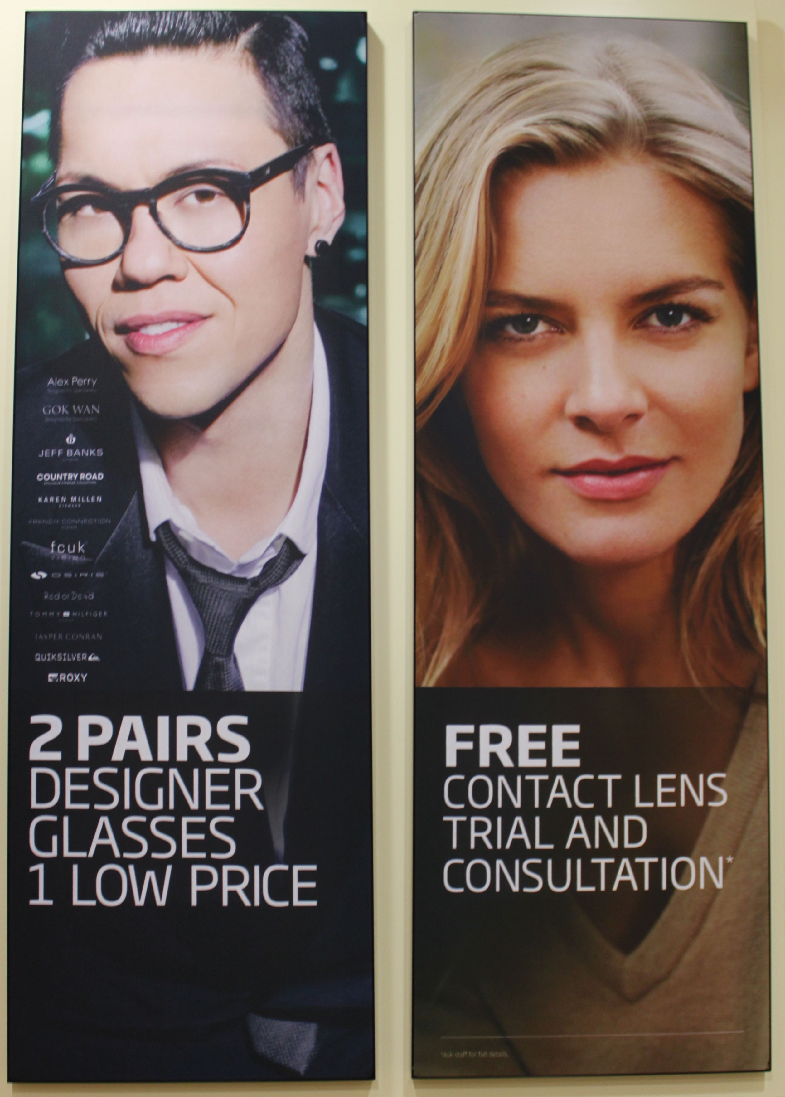 Specsavers Optometrists - Glenfield Westfield