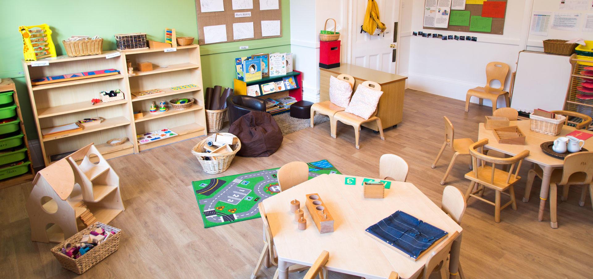 Bright Horizons Norfolk Lodge Montessori Day Nursery