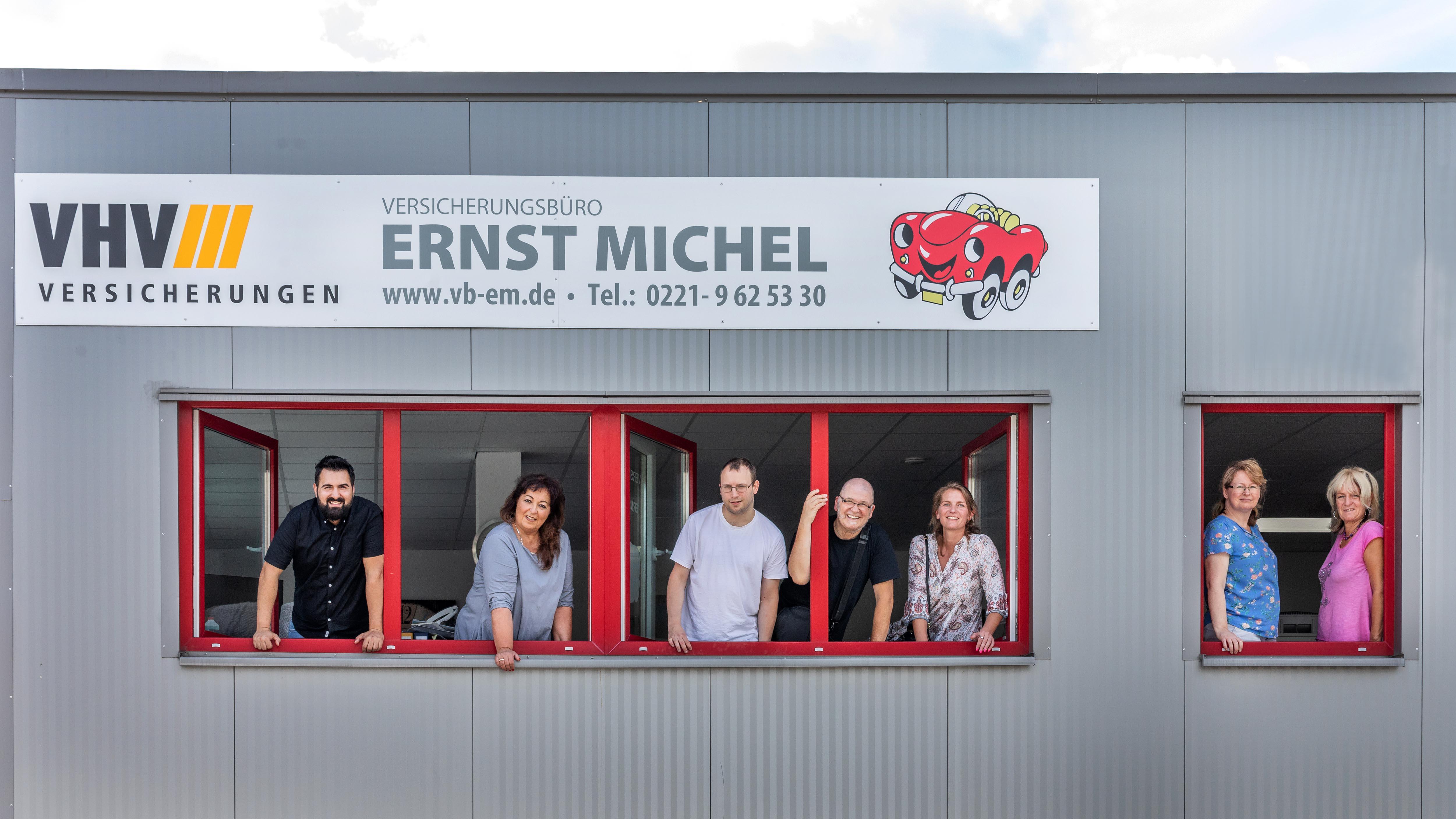 Listenbild Versicherungsbüro Ernst Michel
