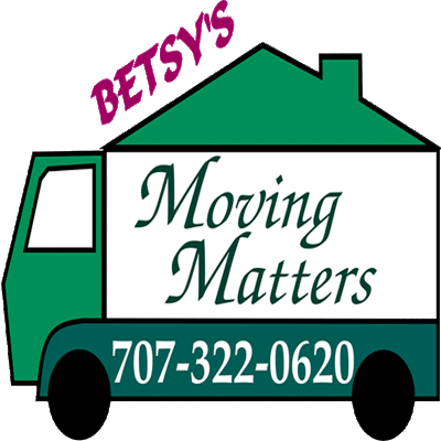 Betsy's Moving Matters