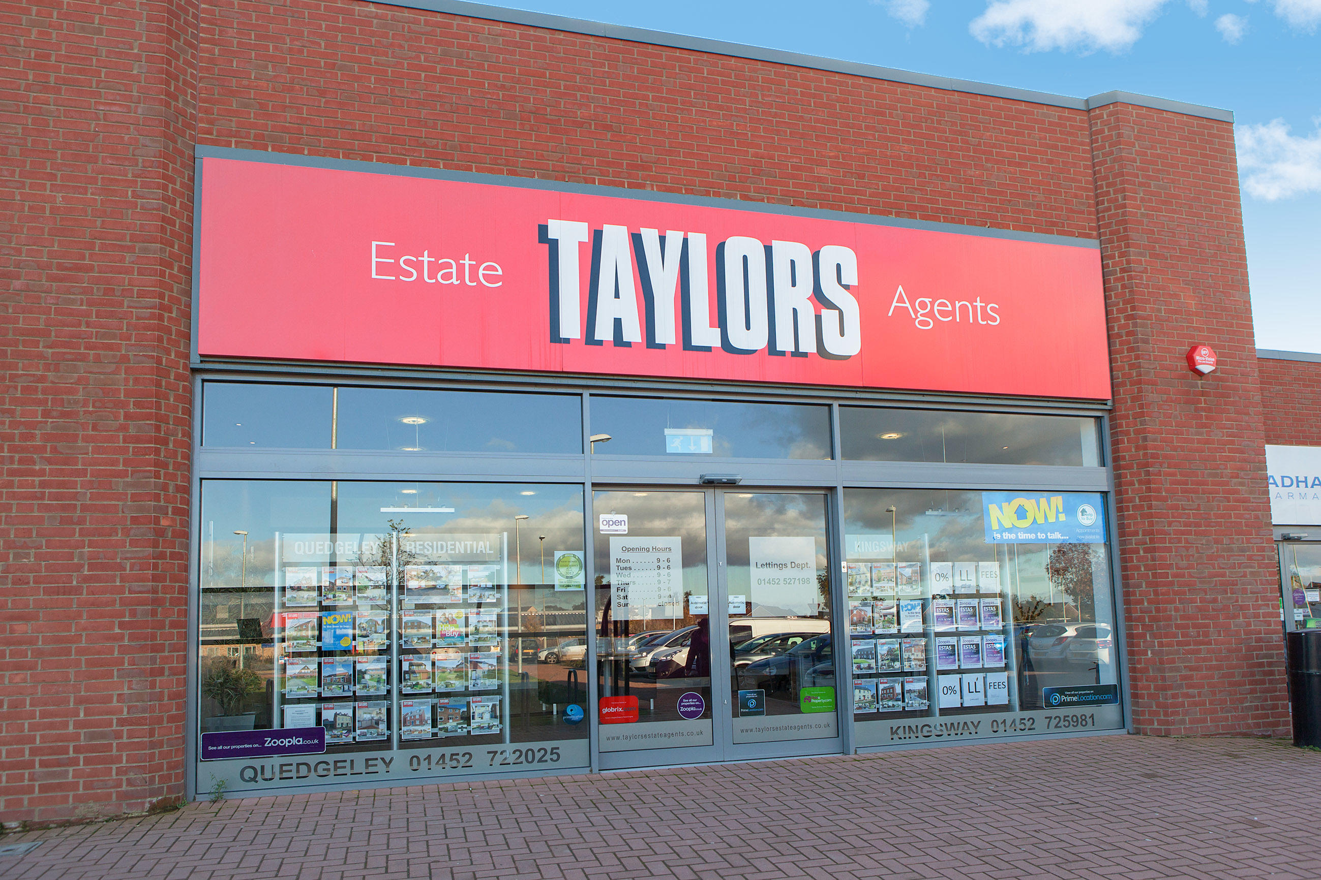 Images Taylors Estate and Letting Agents Quedgeley