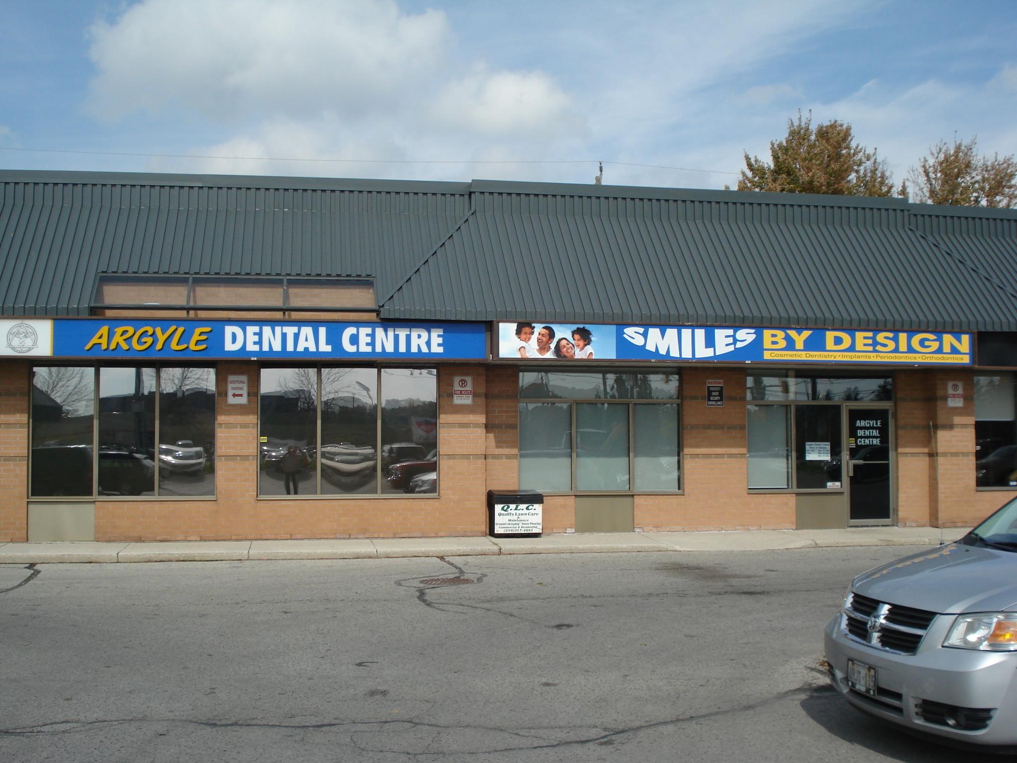 Argyle Dental Centre London (519)455-1441