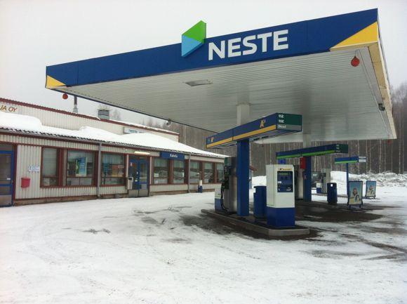 Neste Oil Anjala