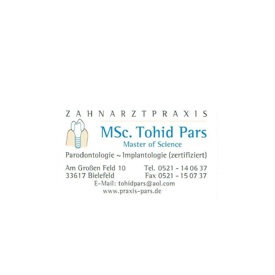 Bild zu Tohid Pars, Zahnarzt / Implantolgie / Parodontologie in Bielefeld in Bielefeld
