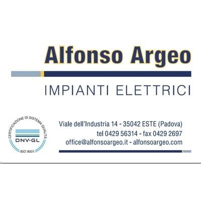 Alfonso Argeo - Impianti Elettrici Civili e Industriali