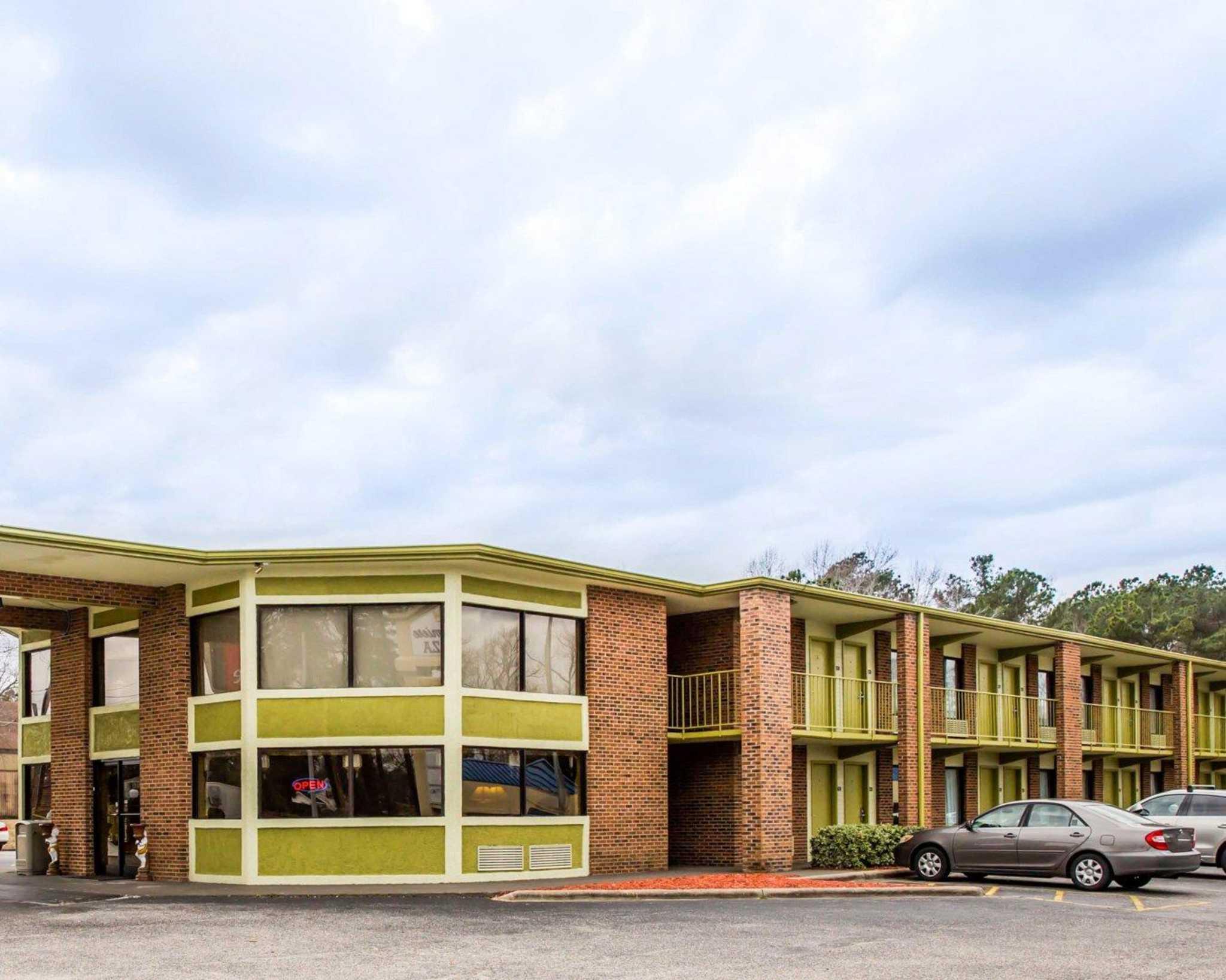 Motels In Whiteville Nc