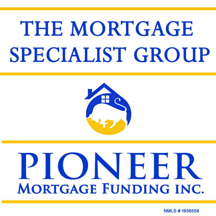 The Mortgage Specialist Group - with Pioneer Mortgage Funding, Inc.